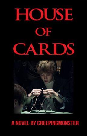 House of Cards (18+)   (VKook · TaeKook) by Creepingmonster