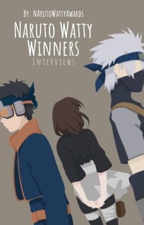 Naruto Watty Winners by NarutoWattyAwards