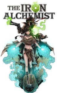 The Iron Alchemist cover