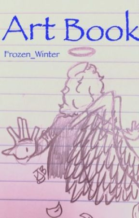 Art Book by Frozen_Winter