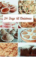 24 Days 'til Christmas by MountainsOfArt