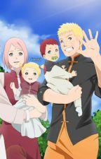 The UZumaki family  by SnoopyBaibai