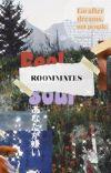 Roommates ☁︎ ✧・゚: *✧・゚:* cover