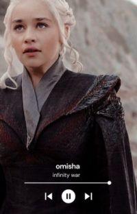 omisha         avengers  infinity war cover