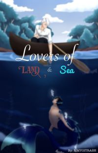 Lovers of Land And Sea (Victor x Yuuri) cover