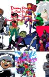 Danny Phantom and Teen Titans Sequel to Danny Phantom:Field Trip Mayhem. cover