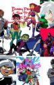 Danny Phantom and Teen Titans Sequel to Danny Phantom:Field Trip Mayhem. by LadyNoir303