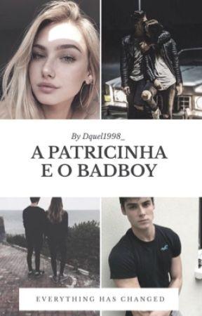 A patricinha e o bad boy by DQuel1998_