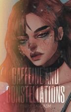 ✓ | CAFFEINE AND CONSTELLATIONS, regulus black by sinfulsarcasm