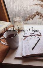 Character Prompts & Ideas by SnakeySneak