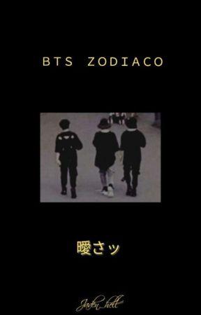 BTS ZODIACO 曖さッ  by Jaden_hell