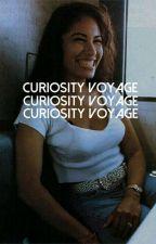 curiosity voyage. (stranger things) by -RAINBOWROOM-