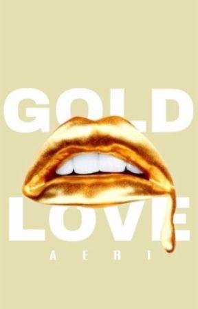 Gold Love {} Vkook by Aeri_Taekook
