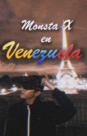 Monsta X en Venezuela 🇻🇪 by vicodean