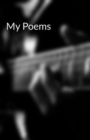 My Poems by Thelostdreams_