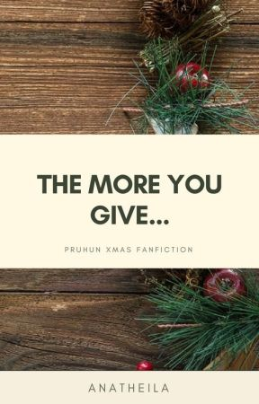 The more you give... || Xmas PruHun by anatheila