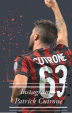 Patrick Cutrone - Instagram di milanmysmiile