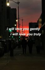 i love you gently i love you truly Jc Caylen by ashclit