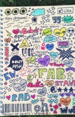 My drawing book  by tokoloshe_Kinny