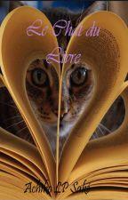 Le Chat du Livre by AchikoLPSake