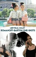 Romanoff-Barton one shots by evendeadiamtheher0