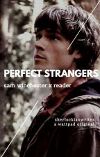 perfect strangers- sam winchester x reader by sherlockianwrites