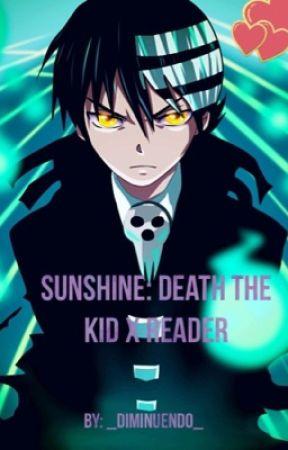 Sunshine: Death the Kid x Reader by _diminuendo_