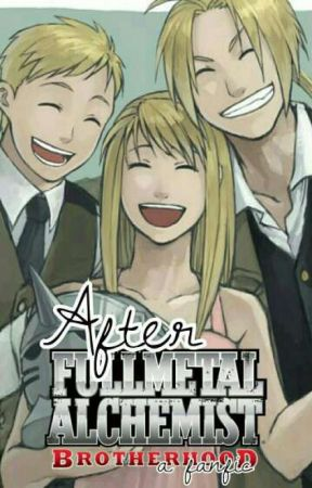 After FullMetal Alchemist { EdxWinry } by improbablystumbling