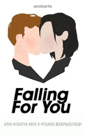 Falling For You [wolfstar] by ssroberta