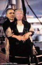 Trobama (Trump x Obama) (Mock fluff AU) by Derek_The_Dimple