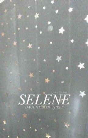 ☾ Selene ☽ by -wolfsbane