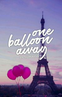 One Balloon Away cover