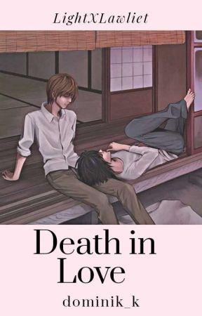 {hiatus} Death In Love. Light+Lawliet by dominik_k