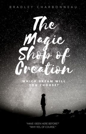 The Magic Shop of Creation by repossible