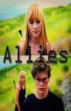 ALLIES: Maysilee and Haymitch cover
