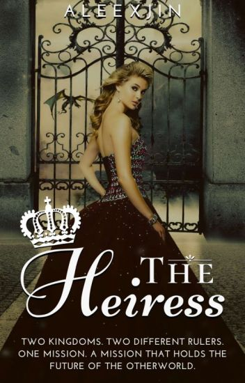 The Heiress (TO BE PUBLISHED UNDER PSICOM)