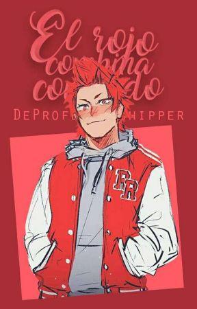 🍁El rojo combina con todo🍁  by DeProfesionShipper