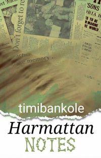 Harmattan Notes  cover