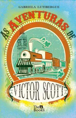 As aventuras de Victor Scott (degustação) by Gabilutibergue
