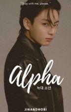 Alpha   jjk by jinandhobi
