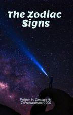 Zodiac signs by ZeProcrastinator3000