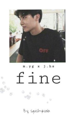 Fine // yoonseok by squishyKoala