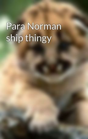 Para Norman ship thingy by Demonofsky