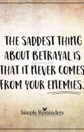 Betrayal by JadeHAERT