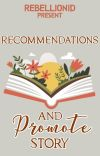 Recommendations & Promote Story cover