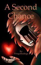 A second chance ( killer sans x reader ) by Lazy_Vraptor
