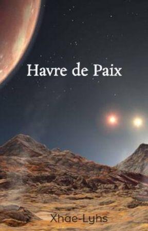 Havre de Paix by Xhae-Lyhs
