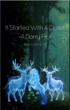 It Started With A Closet. . . A Drarry Fic (No Smut!!!) by Moonstone711