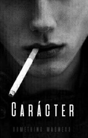 Carácter© by something_madness