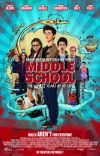 Middle School The Worst Years Of My Life X-Reader cover